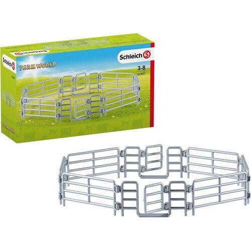 Schleich® Sammelfigur »Schleich 42487 Farm World: Weidezaun«