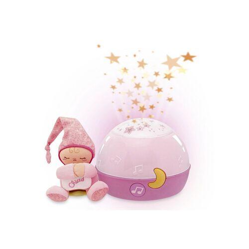 Chicco Nachtlicht »Sternenhimmelprojektor«, mit Sound, pink