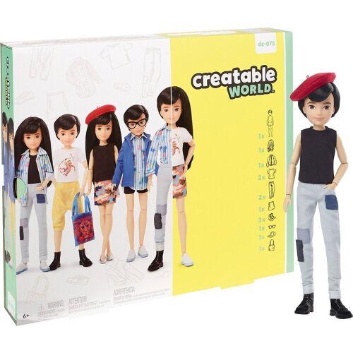 Mattel Anziehpuppe, schwarz Modell 2