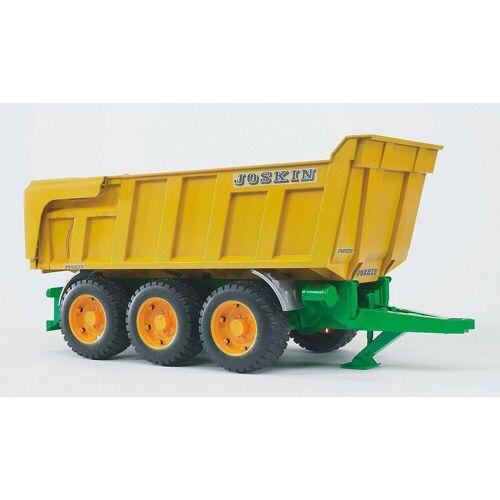 Bruder® Spielzeug-Auto »BRUDER 02212 Joskin Wannenkippanhänger«
