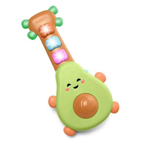 Skip Hop Spielzeug-Musikinstrument »Rock-A-Mole Avocado Gitarre«