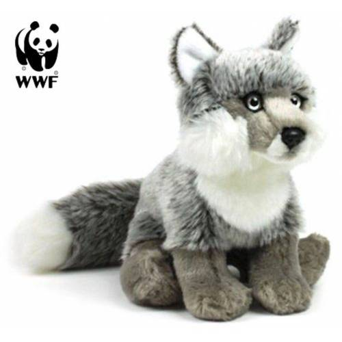 WWF Plüschfigur »Plüschtier Silberfuchs (15cm)«