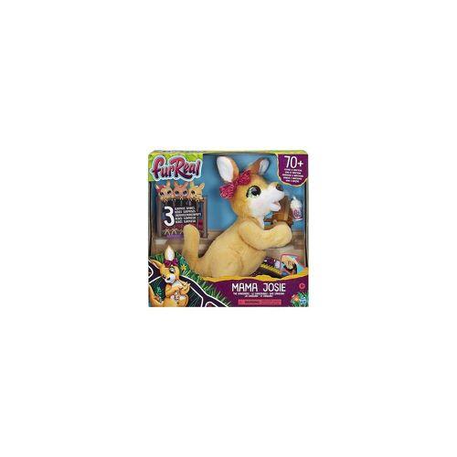 Hasbro Plüschfigur »FurReal Mama Josie, das Känguru«