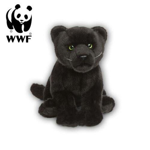 WWF Plüschfigur »Plüschtier Schwarzer Panther (30cm)«