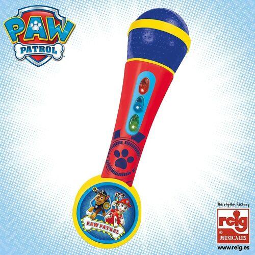 PAW PATROL Mikrofon »Mikrofon, rosa«