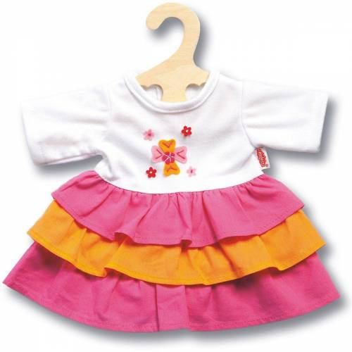 Heless Puppenkleidung »Puppenkleid Pinky, Gr. 35-45 cm«