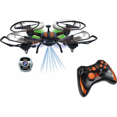 Gear2Play RC-Quadrocopter »RC Quadrocopter Zuma Drone mit Kamera«