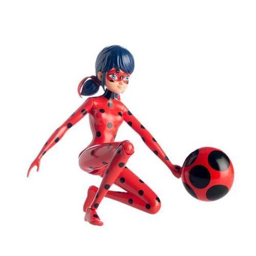 Bandai Actionfigur »Ladybug Miraculous Figur Jup & Fly«