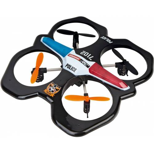 Carrera RC-Quadrocopter »2,4GHz Quadrocopter Police«