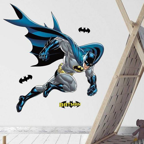 RoomMates Wandsticker »Wandsticker Batman Bold Justice«