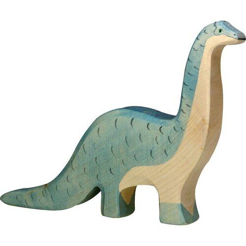 Holztiger Sammelfigur »Brontosaurus«