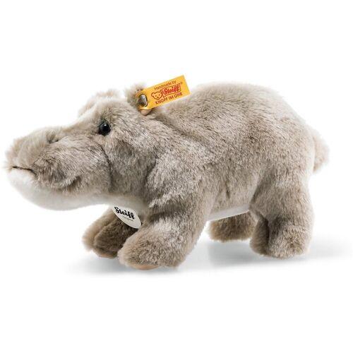 Steiff Kuscheltier »Sammi Nilpferd (24 cm) [grau]«