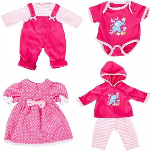 MyToys-COLLECTION Puppenkleidung »Puppenkleidungs-Set von Bayer«