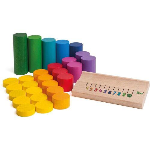 Erzi® Lernspielzeug »Lernspiel Zahlenraum bis 10«