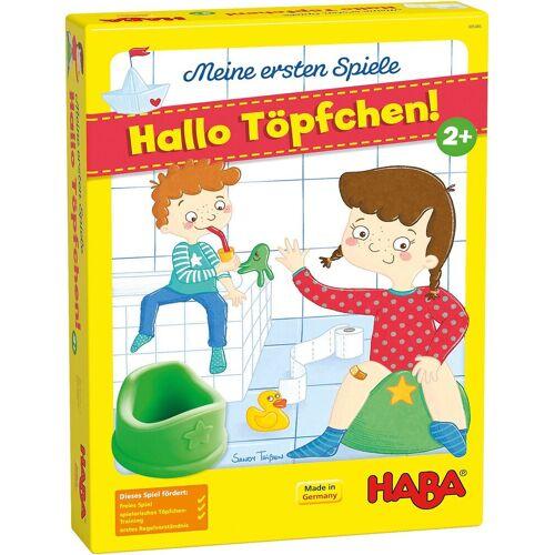 Haba Spiel, »Meine ersten Spiele - Hallo Töpfchen«