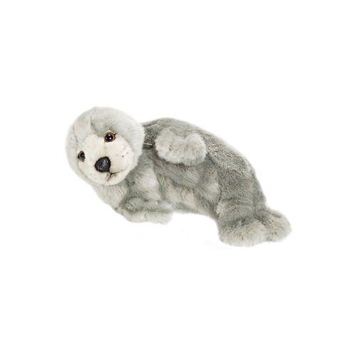 WWF Kuscheltier »Robbe, grau auf der Seite liegend 24cm«