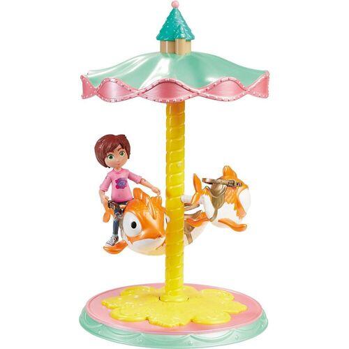 Joy Toy Spielfigur »Wonderpark fliegende Fische Karusell«