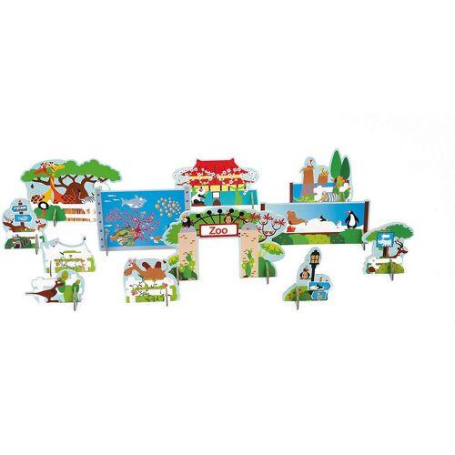 SCRATCH Spielfigur »Mix + Play Zoo«