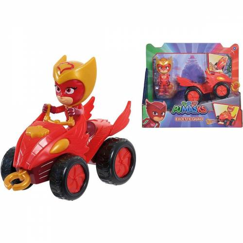 SIMBA Spielzeug-Auto »PJ Masks Quad Eulette«