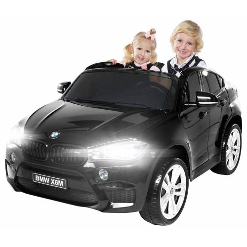Actionbikes Motors Spielzeug-Auto »Kinder Elektroauto BMW X6M F16 XXL«, für 2 Kinder - inkl. Fernbedienung