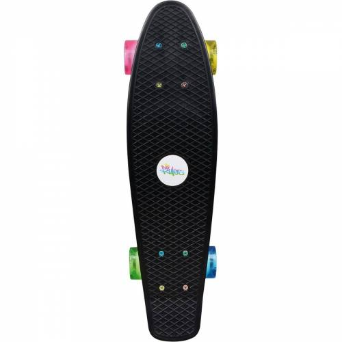 No Rules Skateboard »Skateboard Fun neon«