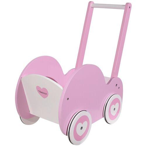 Kindsgut Puppenwagen, Puppenwagen