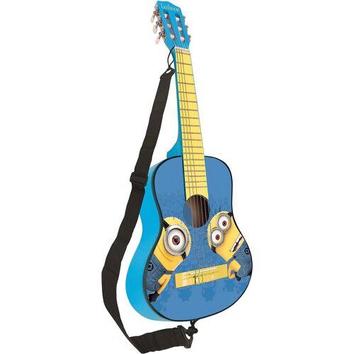 Lexibook® Saiten »Minions - Akustikgitarre, 78cm«