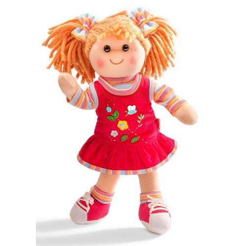 Heless Stoffpuppe »Puppe Neli« (1-tlg)