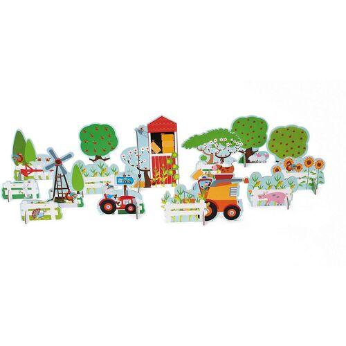 SCRATCH Spielfigur »Mix + Play Bauernhof«