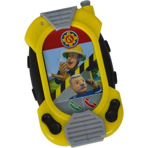 SIMBA Kostüm »Feuerwehrmann Sam - Feuerwehr Messenger«