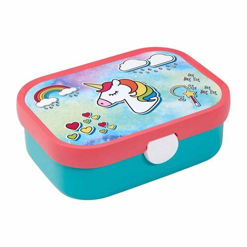 Mepal Lunchbox »CAMPUS Brotdose mit Gabel Einhorn«, (1-tlg)