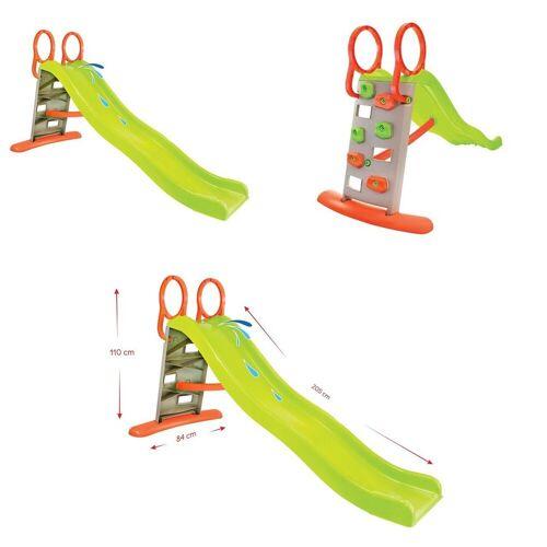 Mochtoys Rutsche »Kinderrutsche, Wasserrutsche 11564 Slide«, 205 cm Rutschlänge, bis 50 kg