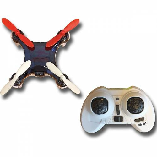 Gear2Play RC-Quadrocopter »Nano Spy Drone mit Kamera«