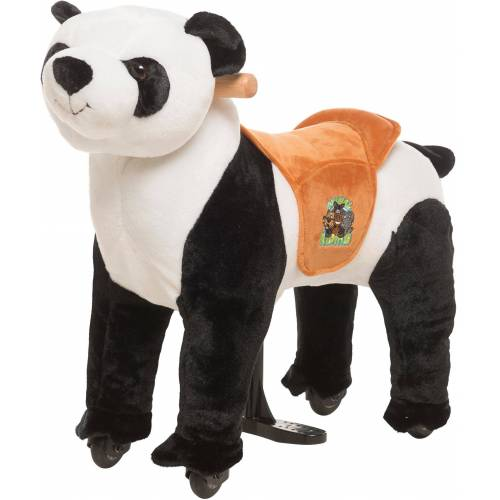 ANiMAL RIDinG Reittier »Panda Tuan, XS«, mit Rollen