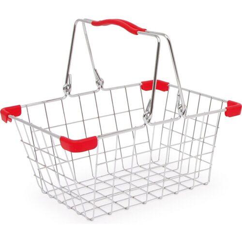 Chr. Tanner Spiel-Einkaufswagen »Einkaufskorb aus Metall, leer«
