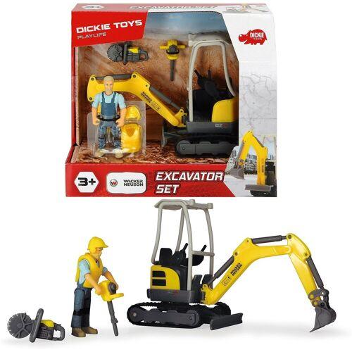 Dickie Toys Spielzeug-Auto »Playlife - Baustellen- Set«