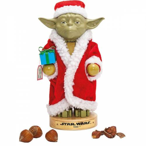 Joy Toy Nussknacker »Star Wars - Yoda Nussknacker«