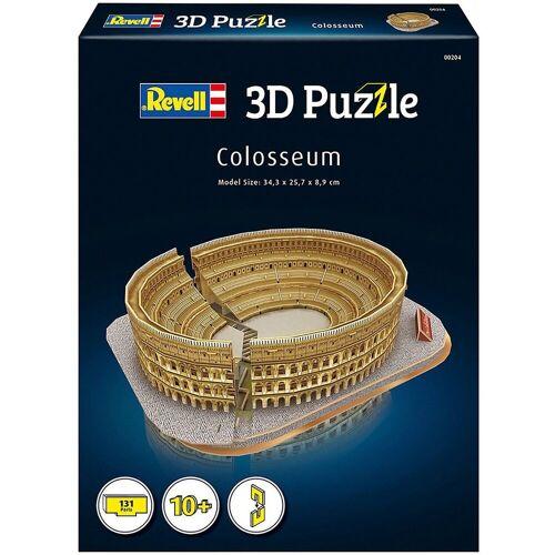 Revell® 3D-Puzzle »3D-Puzzle Colosseum, 131 Teile«, Puzzleteile