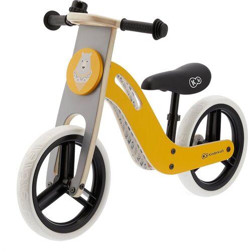 Kinderkraft Laufrad »Laufrad UNIQ, natural«, gelb