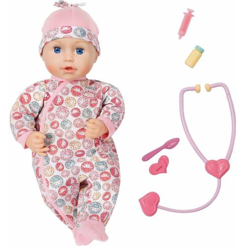 Zapf Creation® Babypuppe »Baby Annabell® Babypuppe Milly Feels Better«