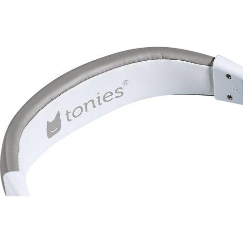 tonies »Tonie Kinderkopfhörer - Lauscher, grün« Kinder-Kopfhörer, anthrazit