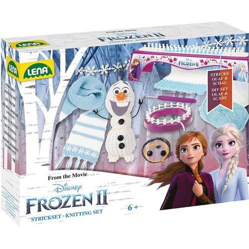 Lena® Kreativset »Strickset Disney Frozen II«