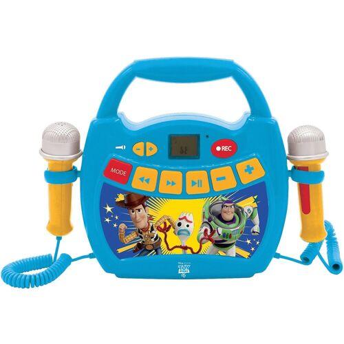 Lexibook® »Toy Story - Mein erster digitaler Karaoke Player« Stereoanlage