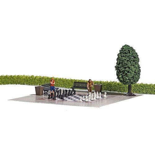 Busch Modelleisenbahn-Set »A-Set: Gartenschach H0«