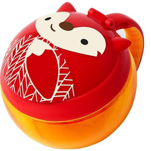 Skip Hop Kindergeschirr-Set »Zoo Snackbox Fuchs«