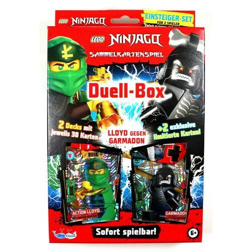 Lego Ninjago Spiel, »Serie 5 Sammelkartenspiel Duell-Box Neu«