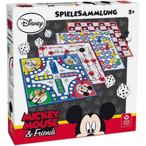 ASS Spiel, »Disney Mickey & Friends - Spielesammlung«