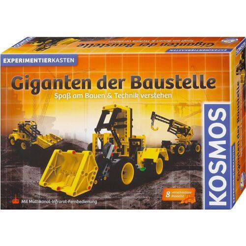 Kosmos Lernspielzeug »Giganten der Baustelle«