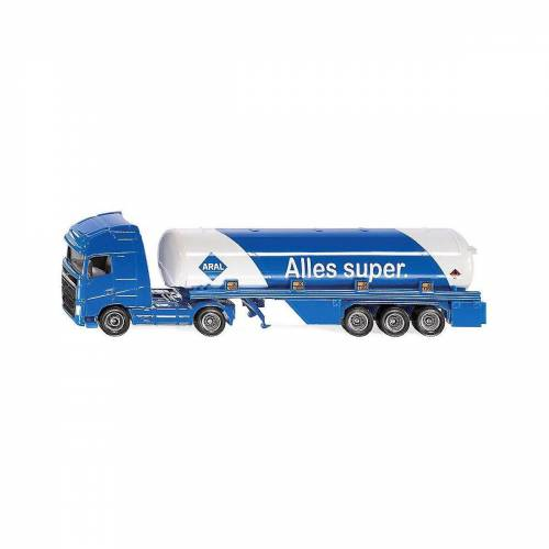 Siku Spielzeug-Auto »1626 Tanksattelzug 1:87«