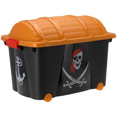 EMAKO Spielzeugtruhe, Piraten
